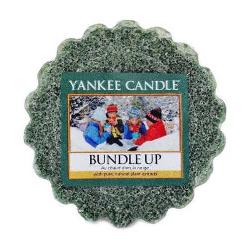 Vonný vosk Yankee Candle Nabalte se, 22 g