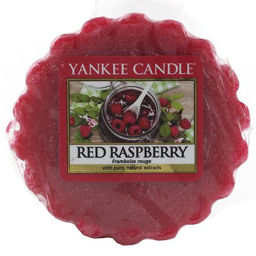 Vonný vosk Yankee Candle Červená malina, 22 g