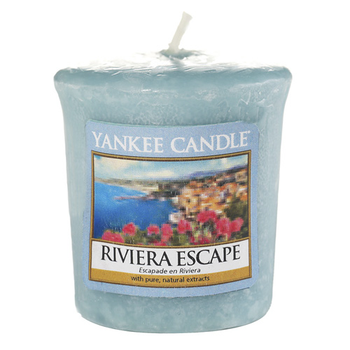 Svíčka Yankee Candle Hurá na riviéru, 49 g
