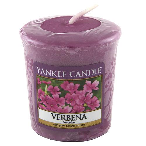 Svíčka Yankee Candle Verbena, 49 g