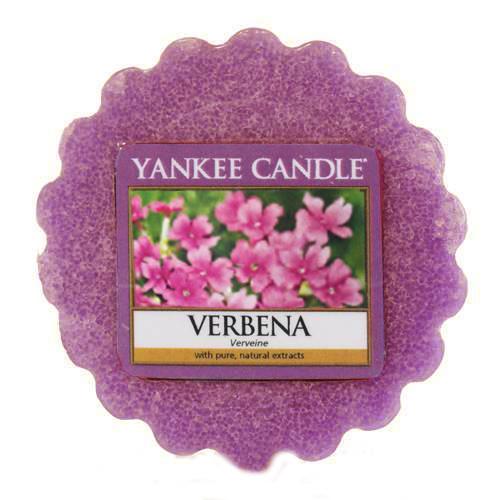 Vonný vosk Yankee Candle Verbena, 22 g