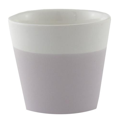 Svícen Yankee Candle Keramický, pastelová fialová, na votivní svíčku