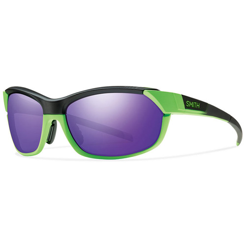 Smith OVERDRIVE/N | Reactor Green | Purple Sol-X 230534 |SMT |61HQ