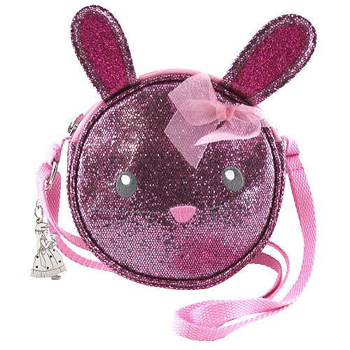 Kabelka My Style Princess Růžová zaječice - přes rameno
