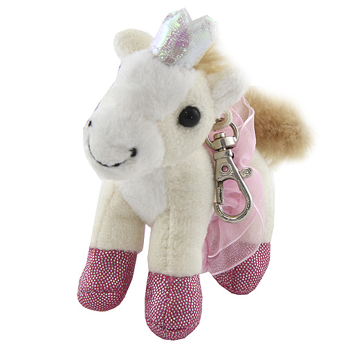 Klíčenka Horses Dreams Baletka, plyšová