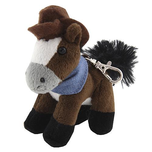 Klíčenka Horses Dreams Cowboy, plyšová