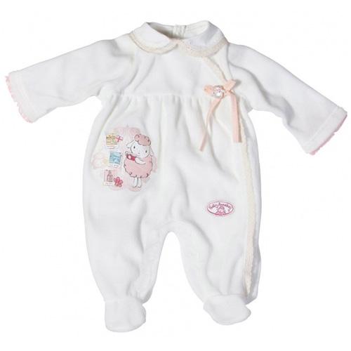 Zapf Creation Dupačky Zapf Baby Annabell, barva bílá