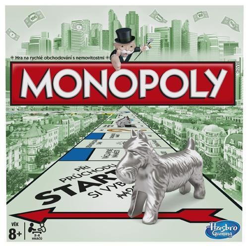 Stolní hra Hasbro Nové Monopoly