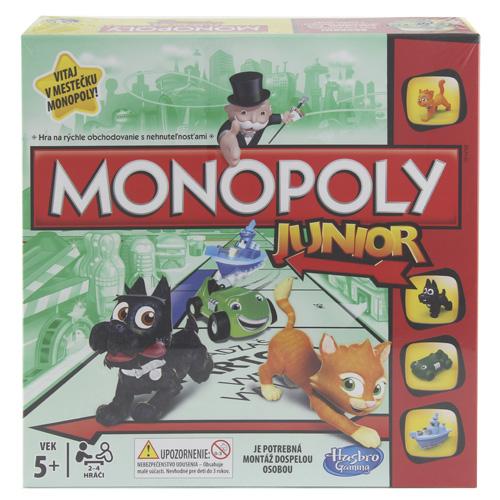 Monopoly Hasbro Junior SK