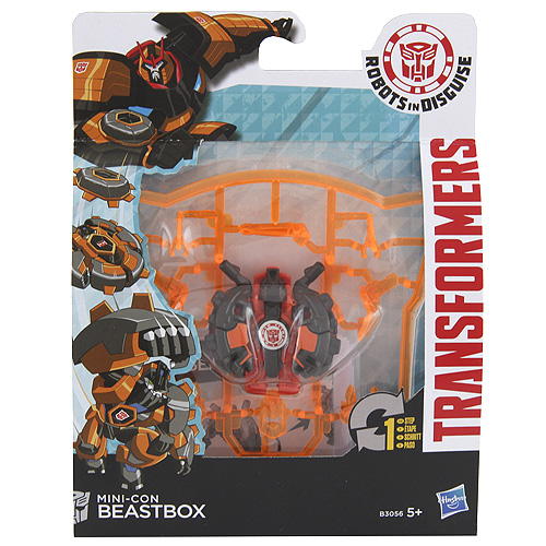 Transformers Mini-Con Hasbro Beastbox
