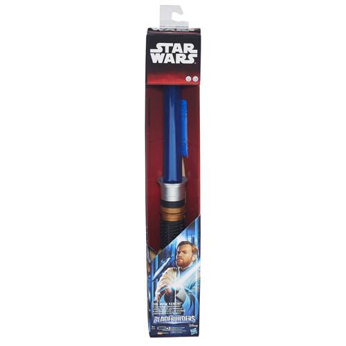 Světelný meč Hasbro Obi-Wan Kenobi - elektronický