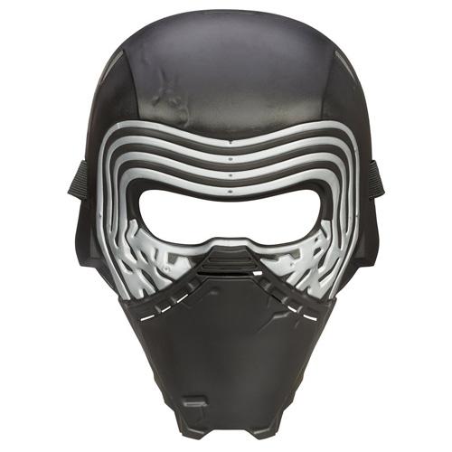 Maska Kylo Ren Hasbro Černá se stříbrným hledím