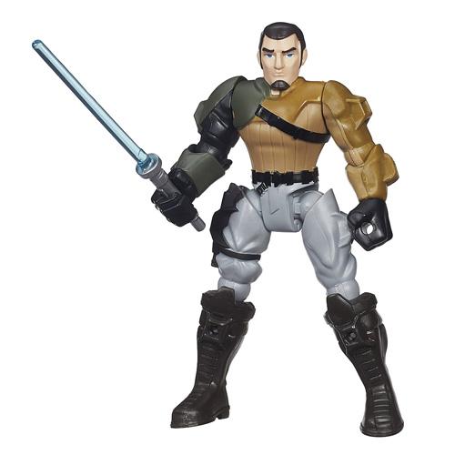 Fotografie Star Wars Hero Mashers figurky aSuper Soakerort