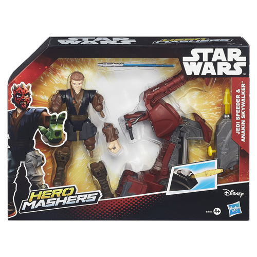 Set Star Wars Hasbro Anakin Skywolker a vozítko