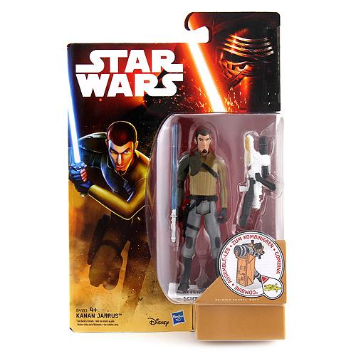 Fotografie Figurka Star Wars Hasbro Kanan Jarrus