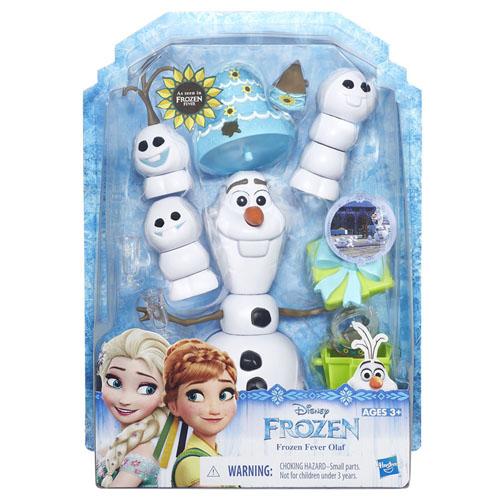 Set Olaf párty Hasbro Narozeninový - Olaf