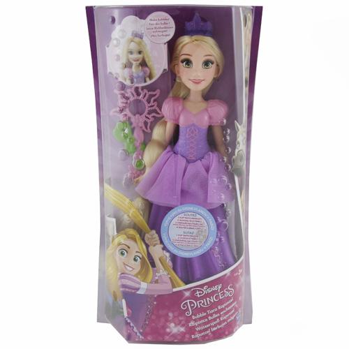 Panenka Disney Hasbro Locika - s bublifukem