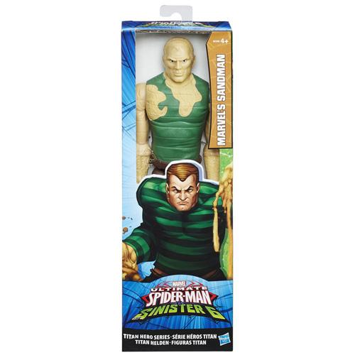 Figurka Sandman Hasbro Bojovník proti Spidermanovi