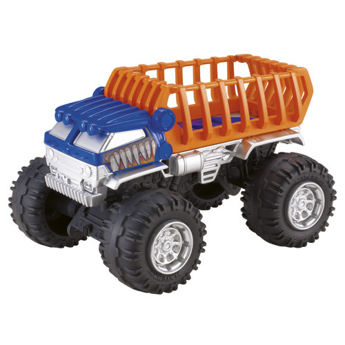 Velké auto Mattel Growlin Grabber - auto Matchbox
