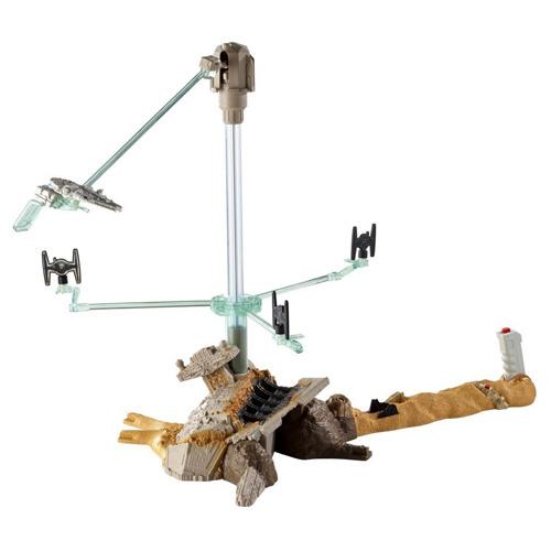 Hvězdná loď Star Wars Mattel Millenium Falcon