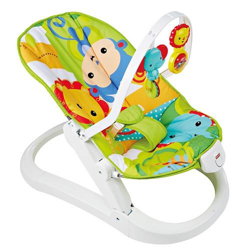 Sedátko Rainforest Mattel Skládací