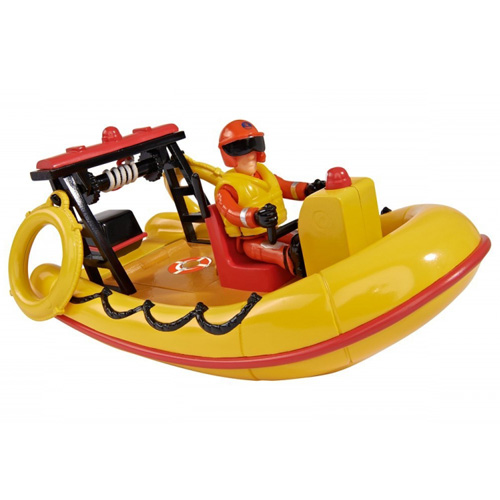 Požárník Sam Simba Záchranný člun