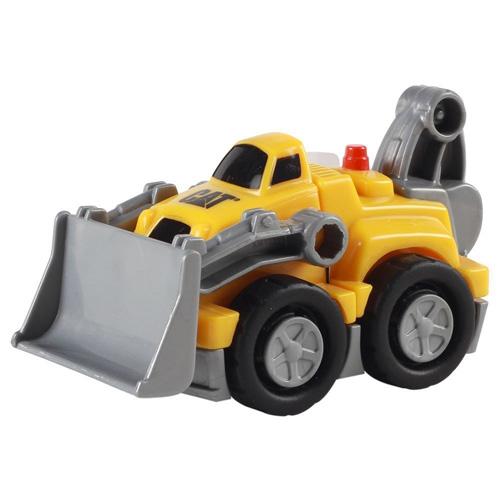 Nakladač Cat Mattel žlutý, od Mega Bloks