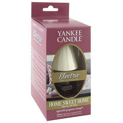 Elektrický osvěžovač Yankee Candle Ó sladký domove, 18.5 ml