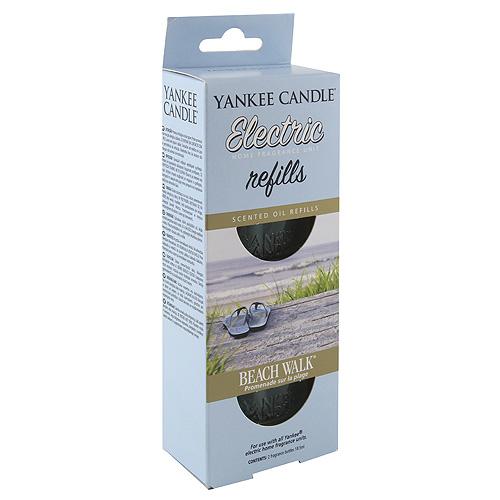 Náplně do osvěžovače Yankee Candle Procházka po pláži, 2x18.5 ml