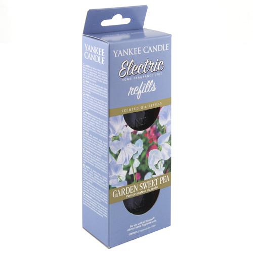 Náplně do osvěžovače Yankee Candle Květy ze zahrádky, 2x18.5 ml