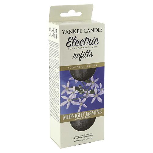Náplně do osvěžovače Yankee Candle Půlnoční jasmín, 2x18.5 ml