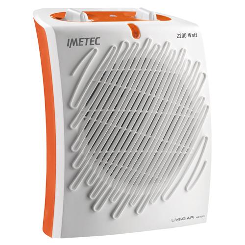 Horkovzdušný ventilátor Imetec 23,5 x 17 x 30 cm, barva oranžová