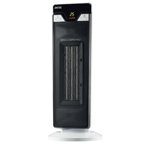 Horkovzdušný ventilátor Imetec 22,2 x 19,5 x 55 cm - barva černá