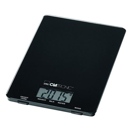 Kuchyňská váha Clatronic KW 3626/BK, černá