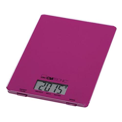 Kuchyňská váha Clatronic KW 3626/PR, fialová