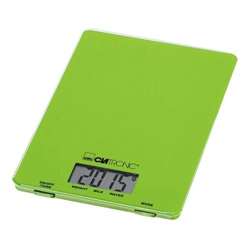 Kuchyňská váha Clatronic KW 3626/GR, zelená