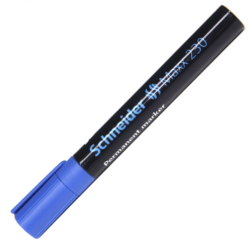Schneider PERMANENT MARKER MAXX 230 BLUE Writing Instruments and Correction Products