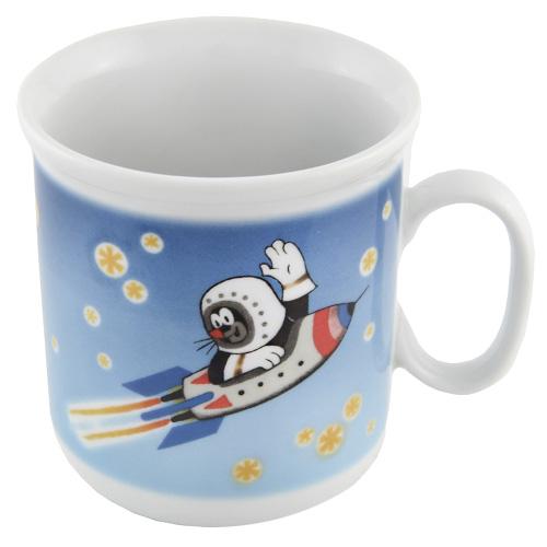 Hrneček Krteček V raketoplánu
