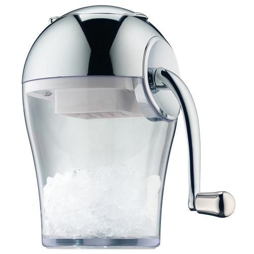 Drtič ledu WMF Výška 23 cm - mechanický drtič ledu Loft