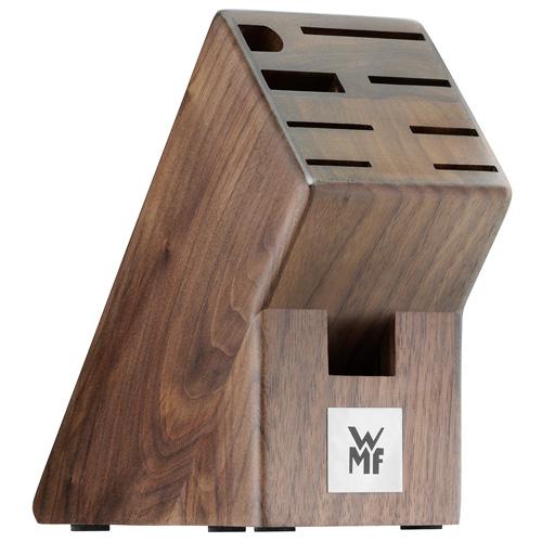 Blok na nože WMF 8,5 x 25 x 19 cm - dřevěný
