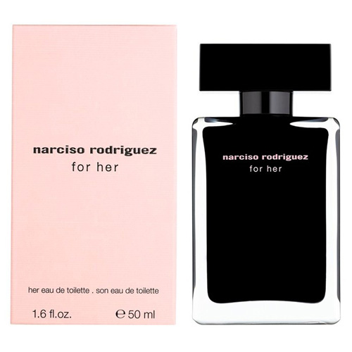 Toaletní voda Narciso Rodriguez For Her, 50 ml