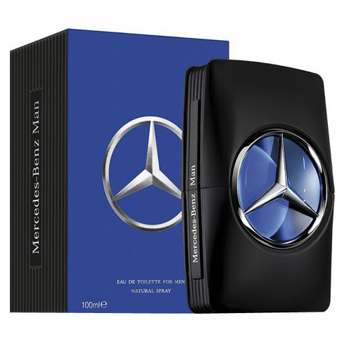 Toaletní voda Mercedes-Benz Man, 100 ml