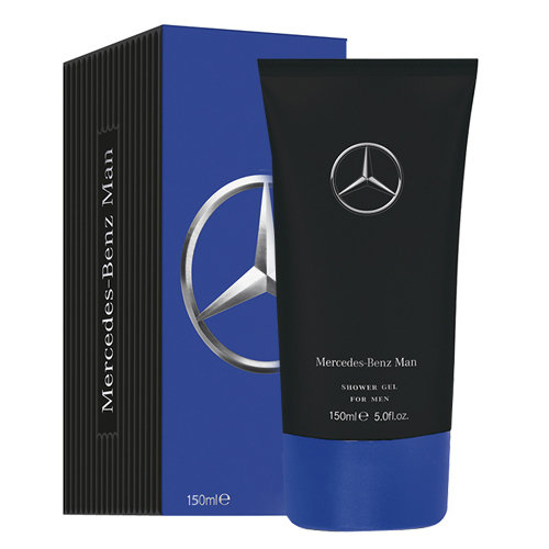 Sprchový gel Mercedes-Benz Man, 150 ml