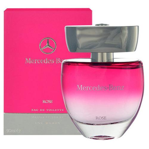 Toaletní voda Mercedes-Benz Mercedes-Benz Rose, 90 ml