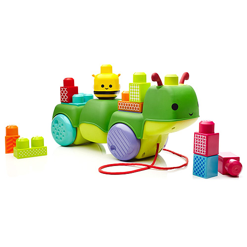 Housenka Mattel Housenka objevitelka - motorická hračka Fischer Price