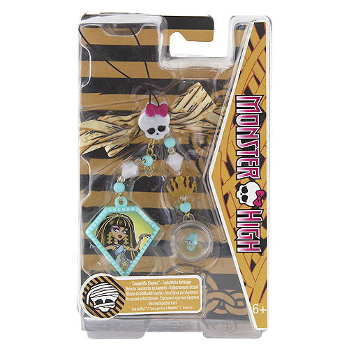 Přívěšek na mobil Mattel Cleo De Nile - Monster High