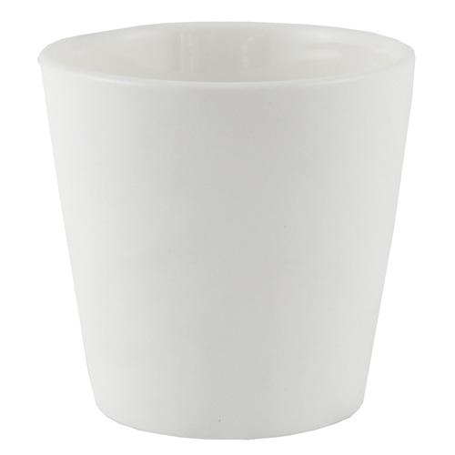 Svícen Yankee Candle Keramický, pastelová bílá, na votivní svíčku