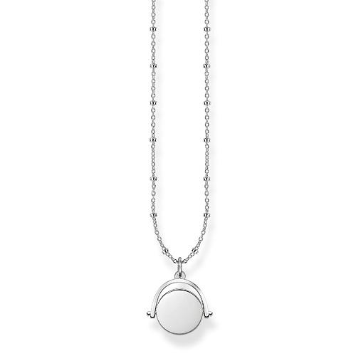 "Náhrdelník ""Žeton"" Thomas Sabo LBKE0003-001-12-L45v, Love Bridge, 925 Sterling silver"