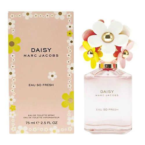 Toaletní voda Marc Jacobs Daisy Eau So Fresh, 75 ml