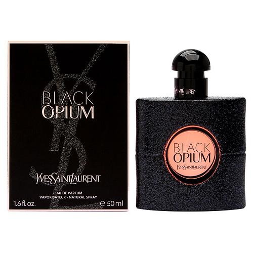 Parfémová voda pro ženy Yves Saint Laurent Black Opium, 50 ml